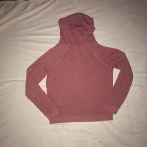 "PINK Jackets & Coats - ""PINK"" hoodie"